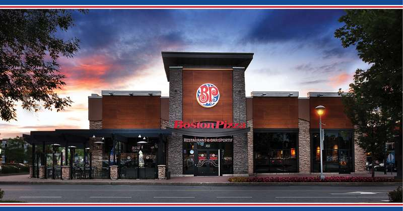 Franchise Boston Pizza