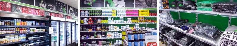 Planète Nutrition produits