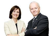 Julie Bergevin et Gaétan Migneault