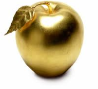 Pomme en or